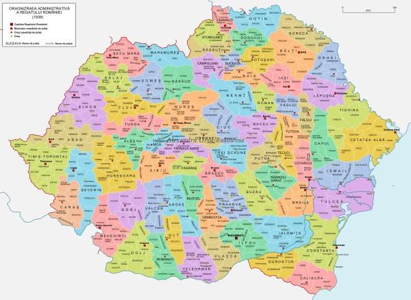 România Mare, 1938