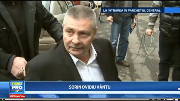 23 ianuarie 2014: Moldoveanul Corneanu Sorin Haralambie, sub acoperire