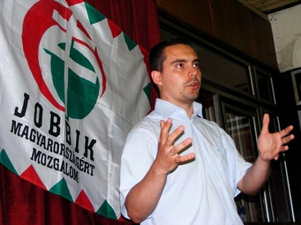 Neo-nazistul Vona GABOR