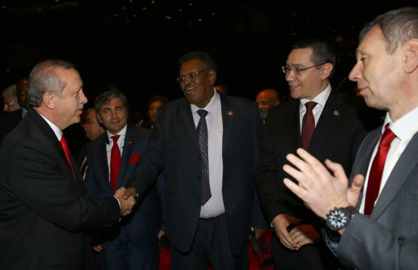 23 aprilie 2015, Ankara