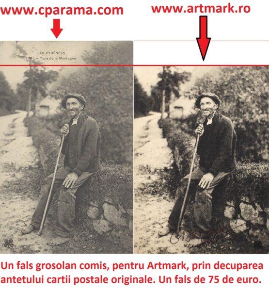 comparatii foto fals